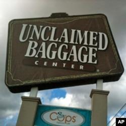 阿拉巴马北部的无人认领行李中心成了受欢迎的观光景点