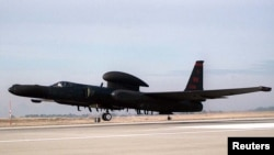 Pesawat pengawas U-2 milik AS. (Foto: dok.)