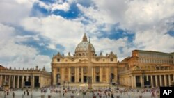 梵蒂岡教廷(資料圖片)