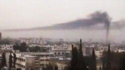 محکومیت سوریه در مجمع عمومی و ادامه گلوله باران حمص