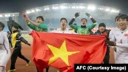 Đội tuyển U23 Việt Nam.