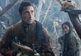 In an alien game preserve Royce (Adrien Brody) and Isabelle (Alice Braga) discover they're the game