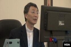 台灣天主教會地區主教團秘書長陳科神父(視頻截圖)