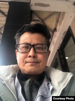 中国独立作家、民间学者郭飞雄(郭飞雄提供图片)