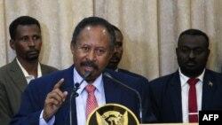 Abdallah Hamdok, un économiste de l'ONU devenu Premier ministre du Soudan.