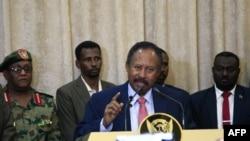 Abdallah Hamdok, umushikiranganji wa mbere wa Sudani.