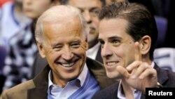 Joe iyo Hunter Biden