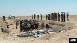 Irak'ta Toplu Mezardan 300'e Yakın Ceset Çıkarıldı