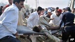 لاہور میں بم دھماکے میں13ہلاک اور70سے زائدزخمی