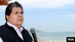 El mandatario de Perú dijo que además estás trabajando para integrar comercialmente a las naciones de Colombia y Chile.