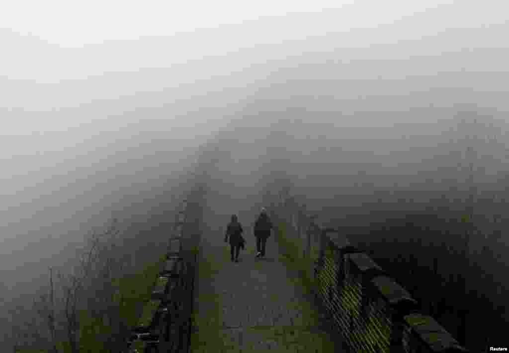 دیوارِ چین کو سنہ 1987 میں یونیسکو کے عالمی ورثے کی فہرست میں شامل کیا گیا تھا۔
