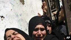 غزہ پر اسرائیلی افواج کے حملے جاری، ایک شخص ہلاک