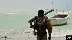Nạn hải tặc đang trên đà gia tăng ở Tây Phi.
