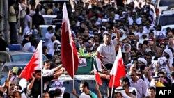 Протести у Бахрейні у березні