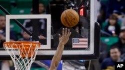 NBA (AP Photo/Rick Bowmer)
