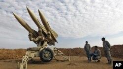 Навчання іранських військ