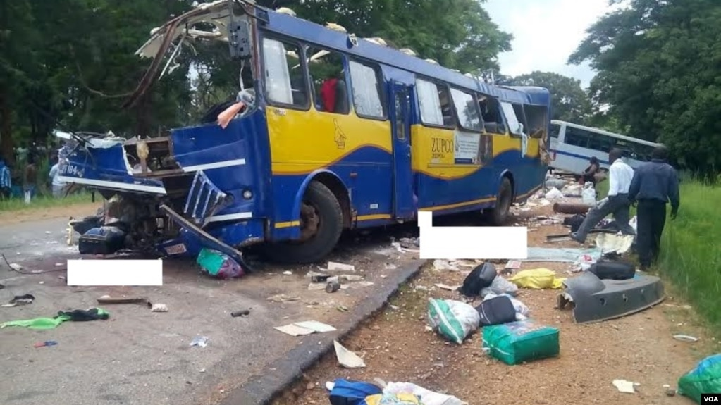 20 Die in Zimbabwe Road Traffic Accident