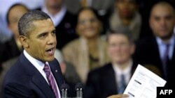Обама положительно оценил ситуацию на рынке труда