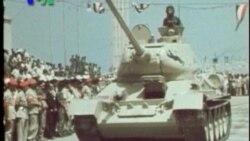 Moammar Gaddafi di Mata Dunia - Liputan Berita VOA 20 Oktober 2011