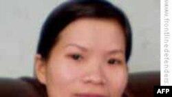 Nhà văn Phạm Thanh Nghiên sẽ bị đưa ra xử vào ngày 29/1