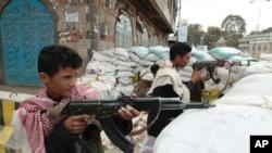 也門國內衝突加劇