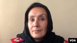 رحیمه یوسفی، مدیر محبس زنانه بادام باغ کابل