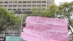 درخواست استخدام دائم ٢۸ هزار معلم کنيايی با اعتصاب به نتيجه رسيد
