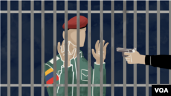 Ahora conocida por sus tácticas represivas, la DGCIM es acusada por soldados, legisladores de oposición, grupos de derechos humanos y muchos gobiernos extranjeros de abusos. VOA.