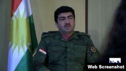 سیروان بارزانی، فرمانده نیروهای پیشمرگه