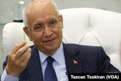 Ankara Yenimahalle Belediye Başkanı Fethi Yaşar (CHP)
