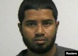 纽约地铁未遂炸弹袭击案嫌疑人阿卡耶德·乌拉。