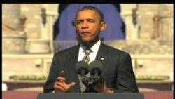奥巴马推出新签证措施 中国游客来美更容易