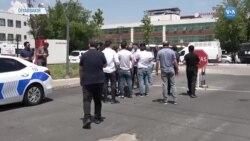 Diyarbakır'da Sağlık Çalışanlarının İzinleri İptal Edildi