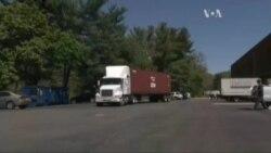 Ми покажемо, як у Вашингтоні пакують допомогу на сотні тисяч для України. Відео