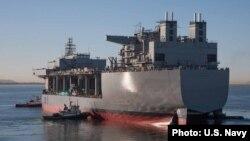 یو اس اس هرشل وودی ویلیامز (عکس از نیروی دریایی ایالات متحده)