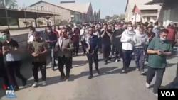 اعتراضات کارگران در ایران - آرشیو