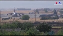 Amerikan Uçakları Diyarbakır'da