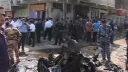 伊拉克發生汽車炸彈爆炸和槍擊事件30人死