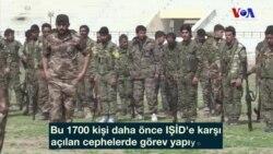 Suriye Demokratik Güçleri'nden 1700 Kişi Afrin'e Kaydırılıyor