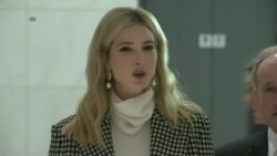 Ivanka Trump on Supporting S. Korea, Attending Olympics