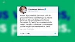 Macron asema kuuawa kiongozi wa IS Sahara ushindi mkubwa