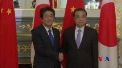 日本首相安倍或在年內訪問中國