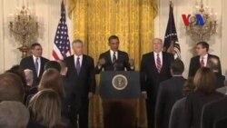 Obama'nın Yeni Güvenlik Ekibi