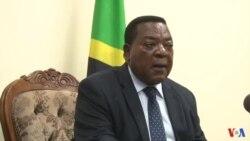 Balozi Augustine Mahiga azungumzia msaada uliositishwa na bodi ya MCC, Tanzania