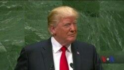 Як світові лідери відреагували на заяви Трампа на Генасамблеї ООН. Відео