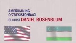 AQSh diplomatidan o'zbekcha bayram tabrigi