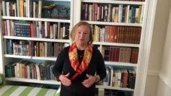 Аманда Беннетт: «Голос Америки» продолжает работать как надежный источник информации