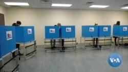 VOA英语视频: 桑德斯支持者说,新冠疫情影响了他的总统竞选