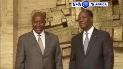 Manchetes Africanas 9 Janeiro 2017: Costa do Marfim sem governo