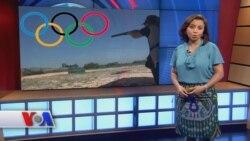 Mergan ayol Olimpiya o'yinlariga tayyor